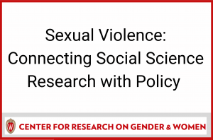 Sexual Violence Research Initiative graphic