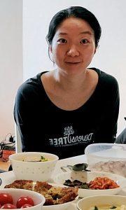 Sooji Kim headshot